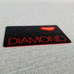Customized Size Printing 13.56mhz RFID Cards with special material