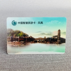 Customized Printed RFID  Entrance Ticket for Party/Events/Parks