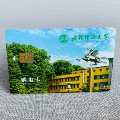 Customized Printed IC Card for Prepaid Energy meter